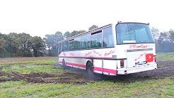 Driften mit dem Bus