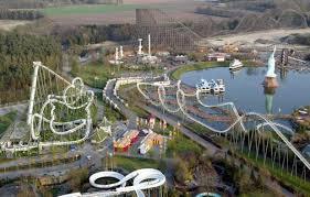 Die besten deutschen Freizeitparks