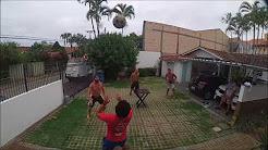 Südamerikanisches Tischfußball